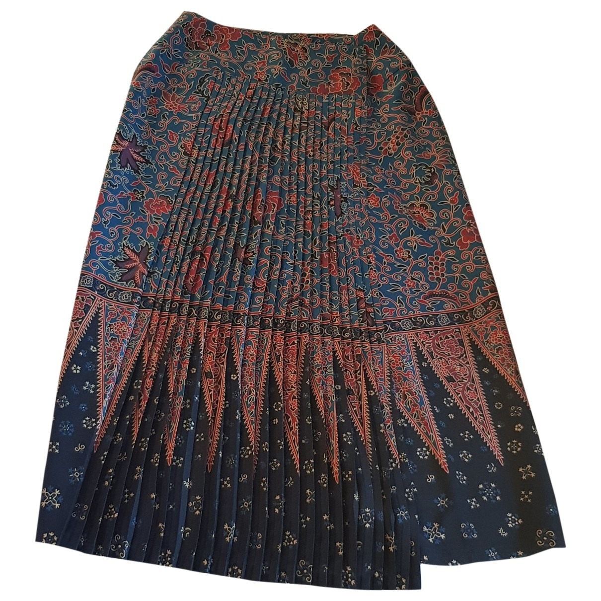 Kenzo \N Multicolour Wool skirt for Women 40 FR