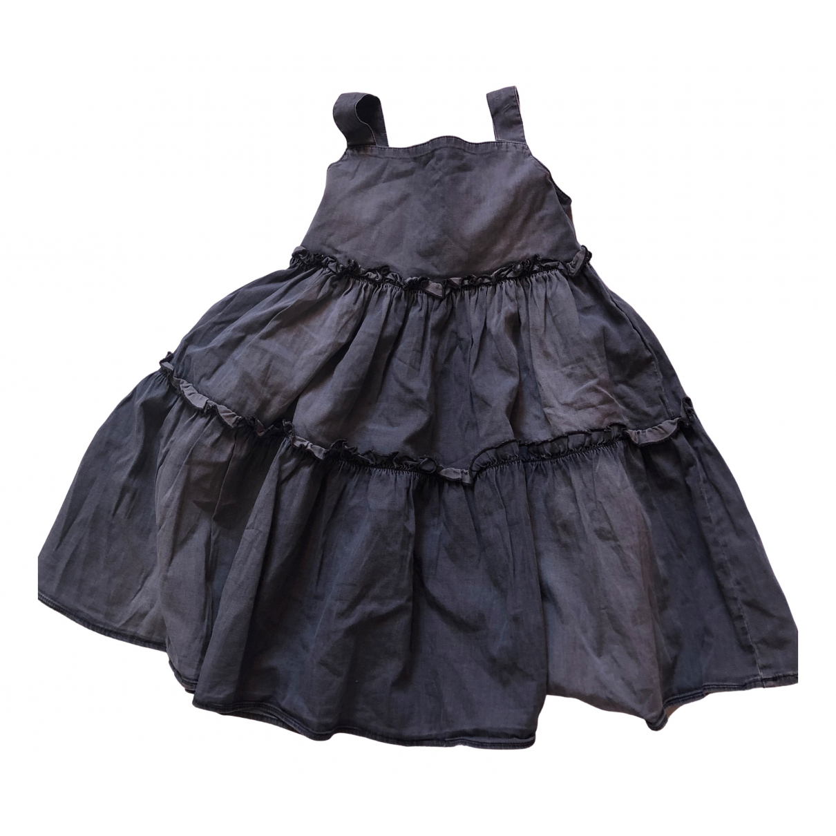 D&g N Blue Cotton dress for Kids 4 years - up to 102cm FR