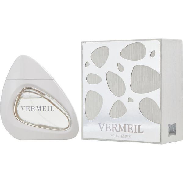 Vermeil - Vermeil Pour Femme : Eau de Parfum Spray 3.4 Oz / 100 ml