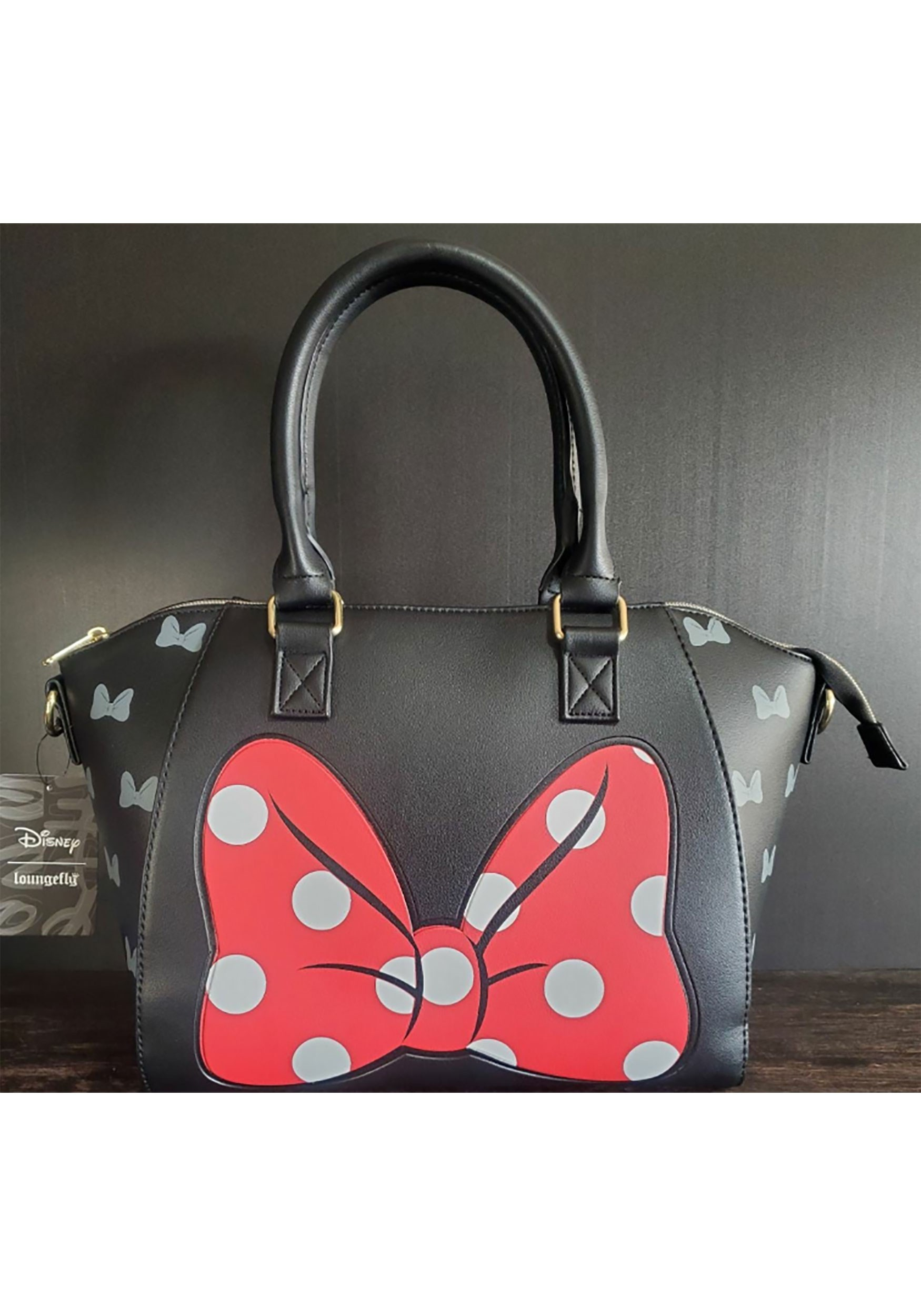 Loungefly Minnie Mouse Bow Purse