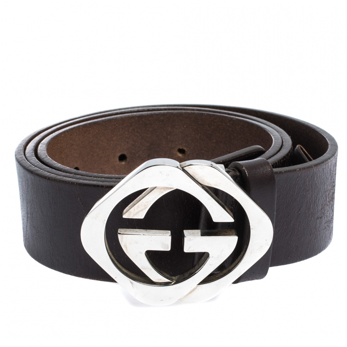 Gucci \N Brown belt for Women 90 cm
