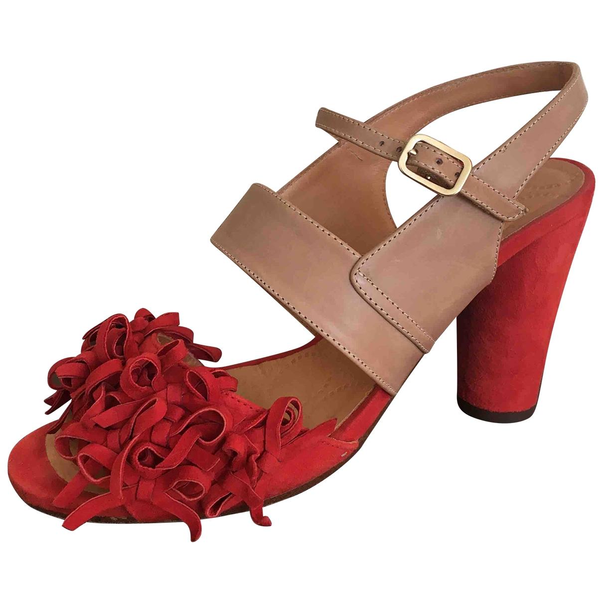 Sandalias de Cuero Chie Mihara