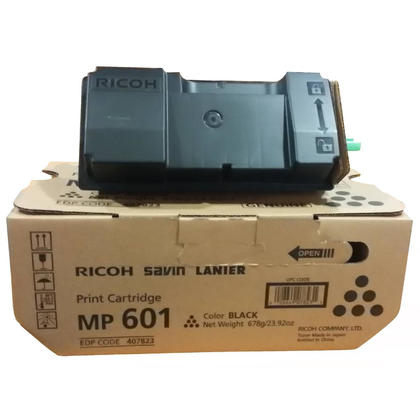 RICOH MP601 407823 cartouche de toner originale noire