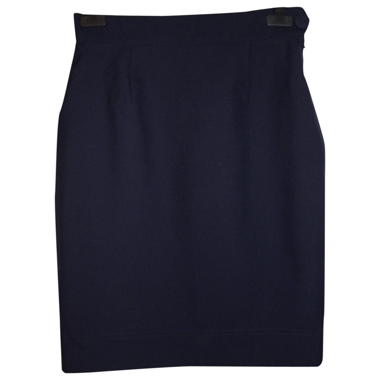 Mini falda de Lana Moschino Cheap And Chic