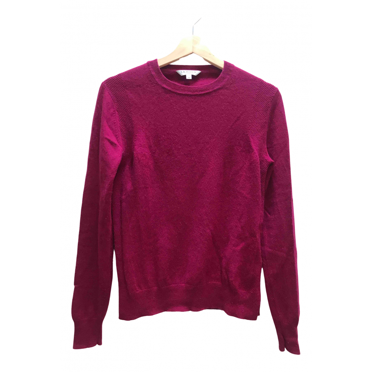 Lk Bennett \N Purple Wool Knitwear for Women M International