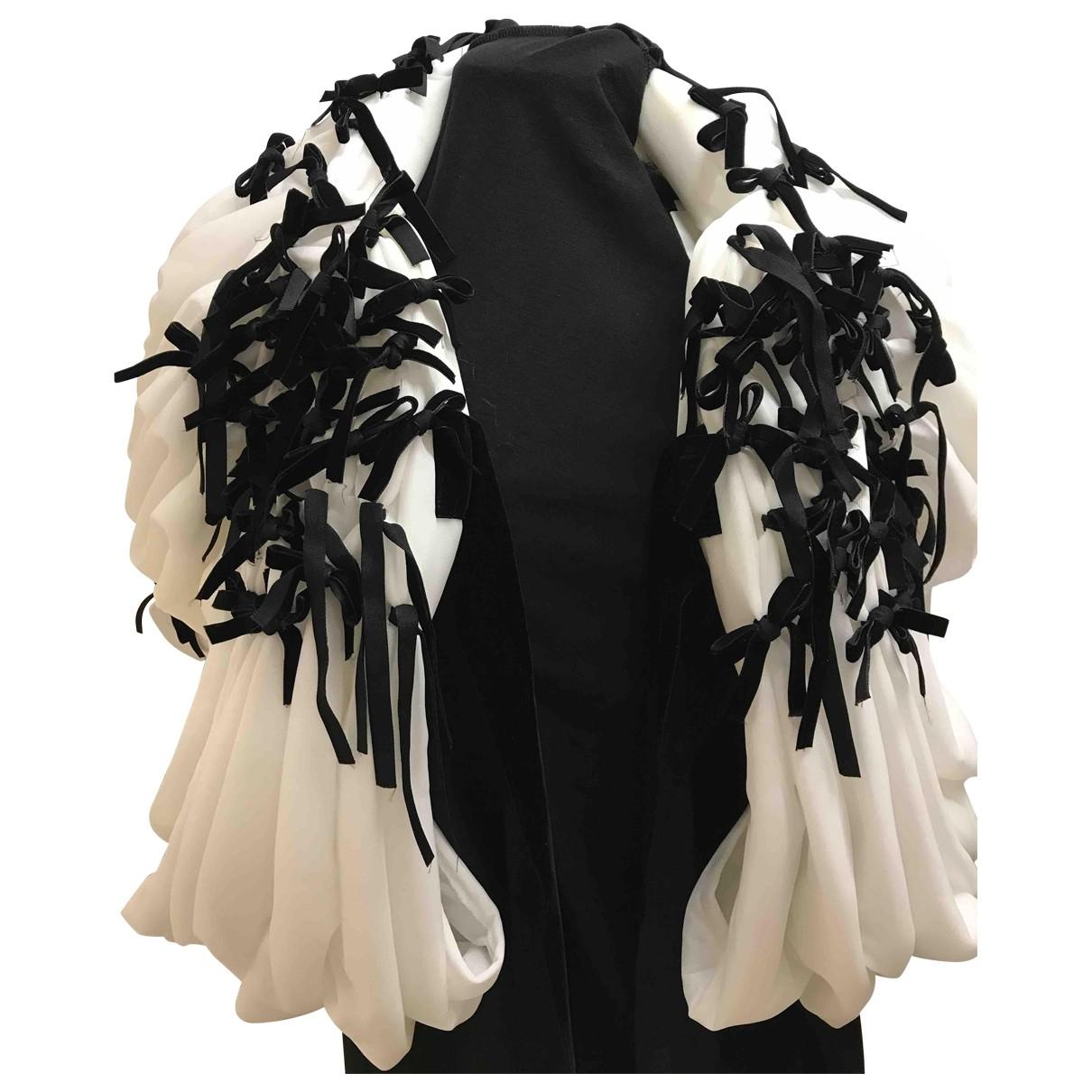 Comme Des Garcons \N White jacket for Women S International