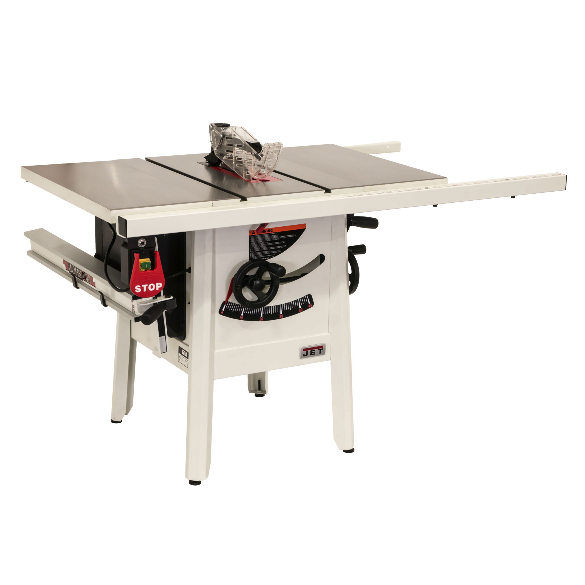 ProShop II Table Saw with Cast Wings, 115V, 30