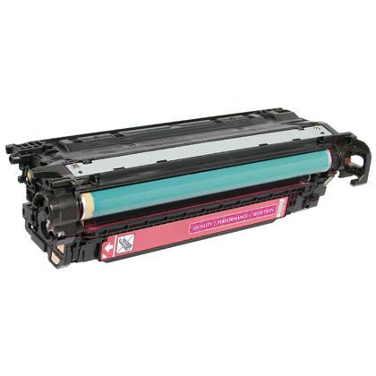 Compatible HP 507A CE403A cartouche de toner magenta - boite economique