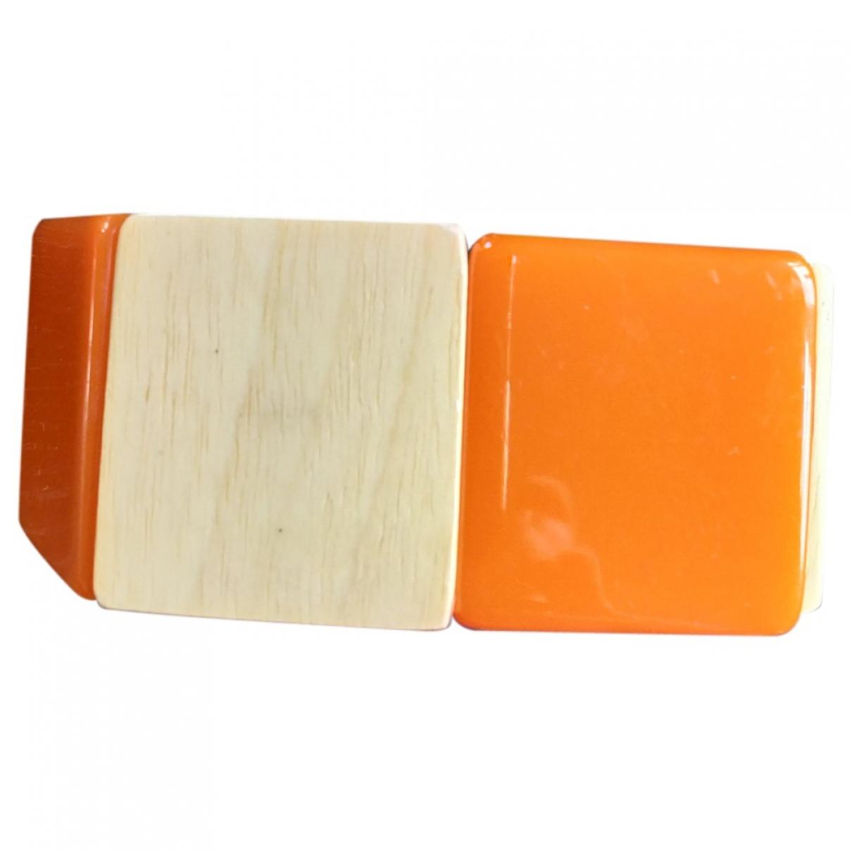 Marni For H&m - Bracelet   pour femme en ceramique - orange