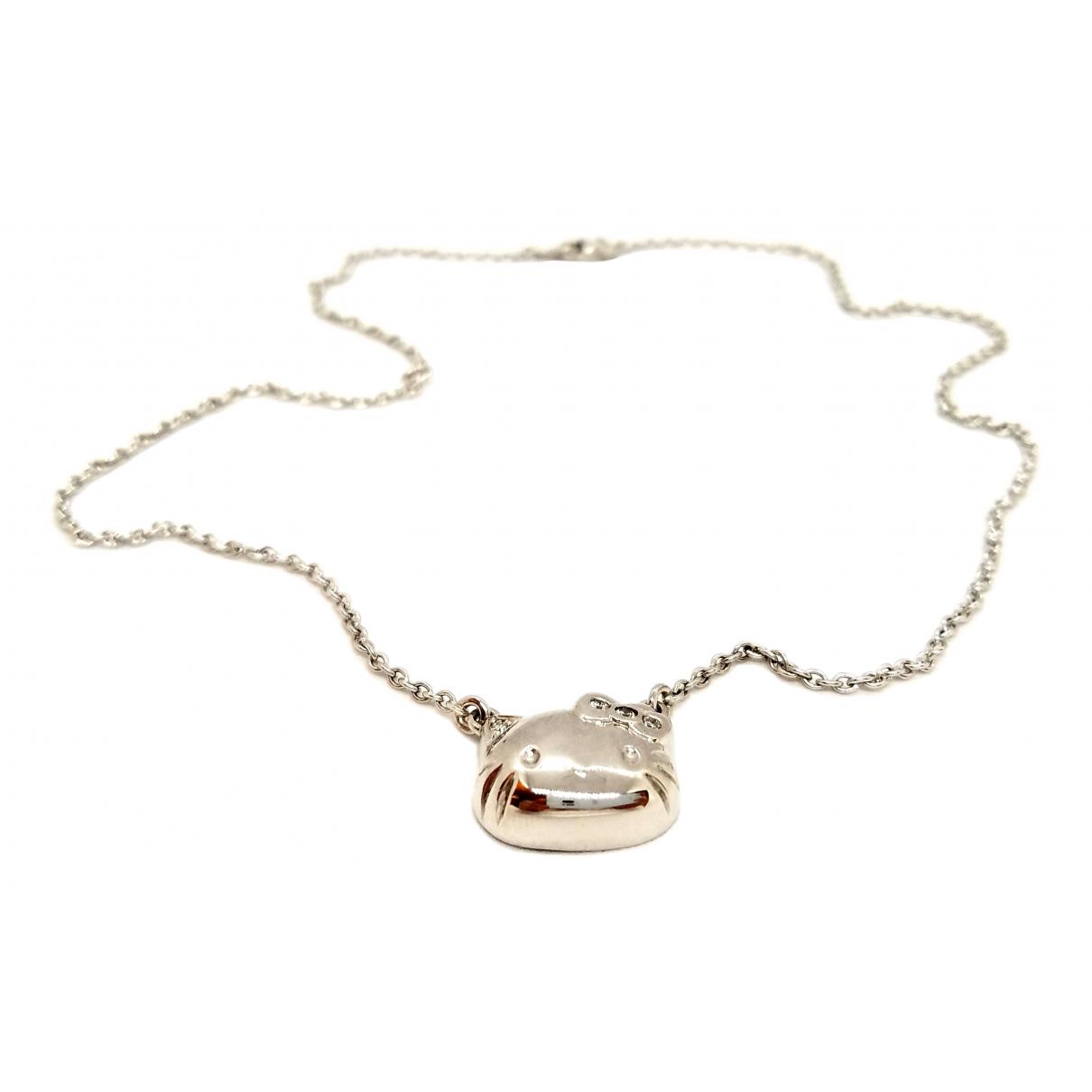Autre Marque - Collier   pour femme en or blanc - argente