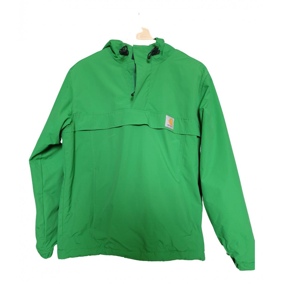 Carhartt - Manteau   pour homme - vert