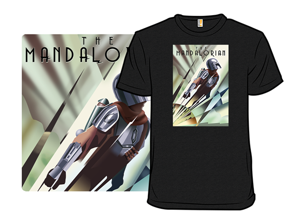 The Mandoteer T Shirt