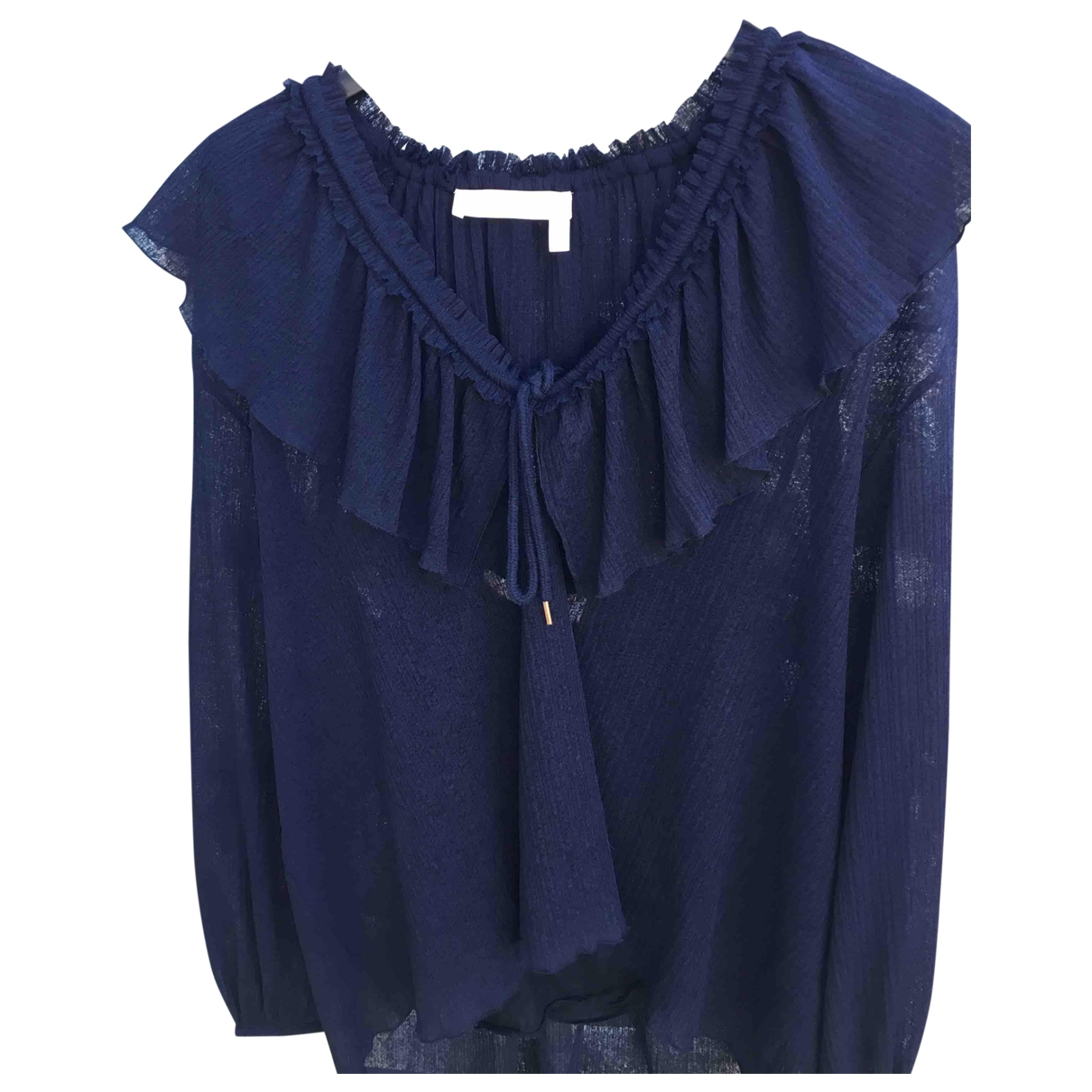 See By Chloé \N Navy  top for Women 38 FR
