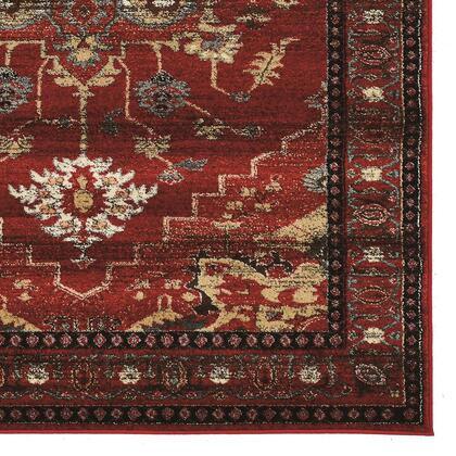 RUGSE0358 5 x 8 Rectangle Area Rug in