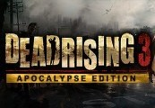 Dead Rising 3 Apocalypse Edition EMEA Steam CD Key