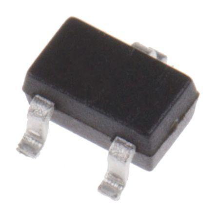 ON Semiconductor , MSD42WT1G NPN Transistor and Digital Transistor, 150 mA 300 V, Single, 3-Pin SC-70 (3000)
