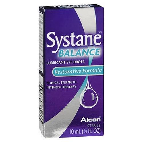 Systane Balance Lubricant Eye Drops Restorative Formula 10 ml by Alcon