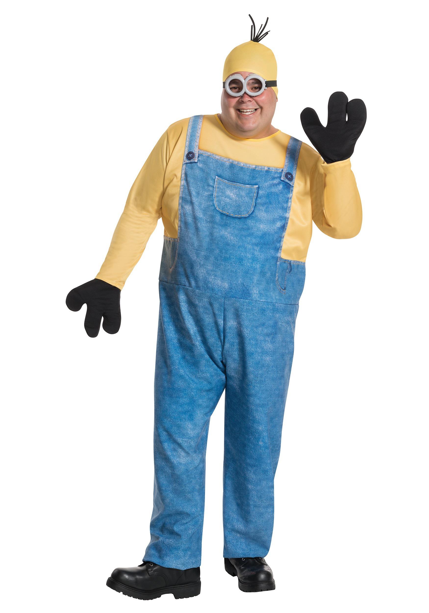 Minion Kevin Plus Size Costume