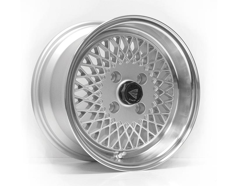 Enkei ENKEI92 Wheel Performance Series Silver 15x7 5x114.3 38mm
