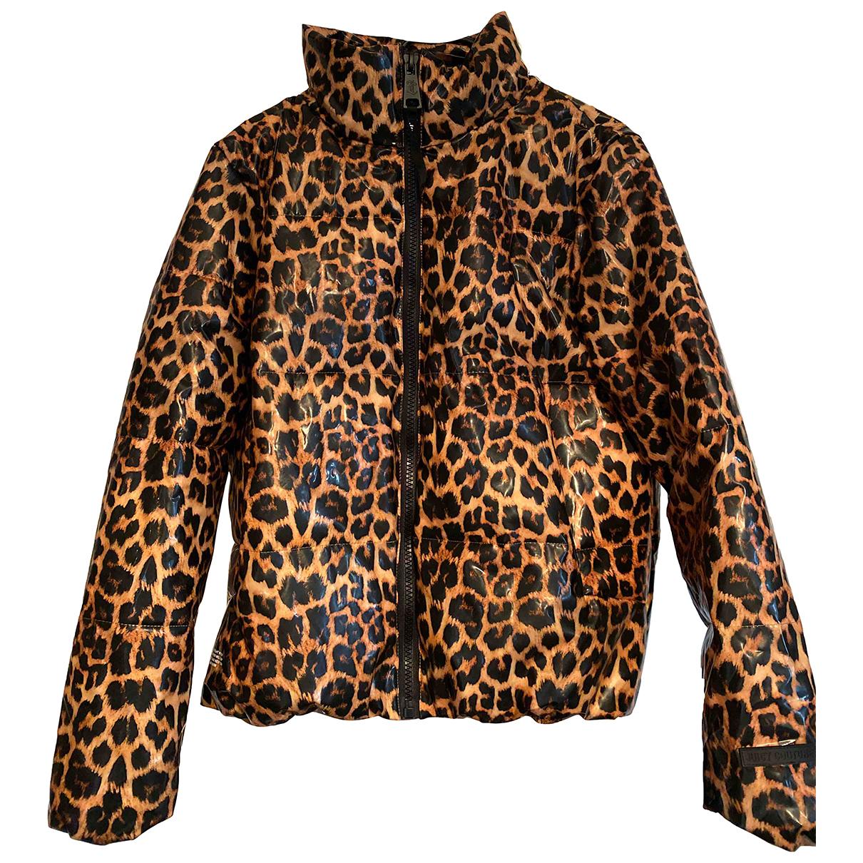 Juicy Couture - Veste   pour femme - marron