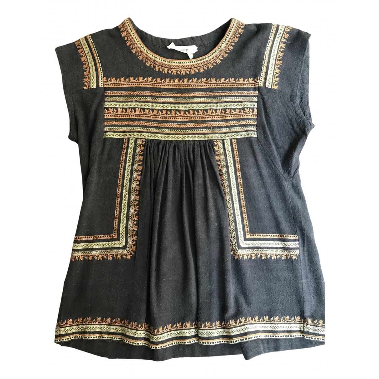 Isabel Marant Etoile N Brown Silk  top for Women 36 FR