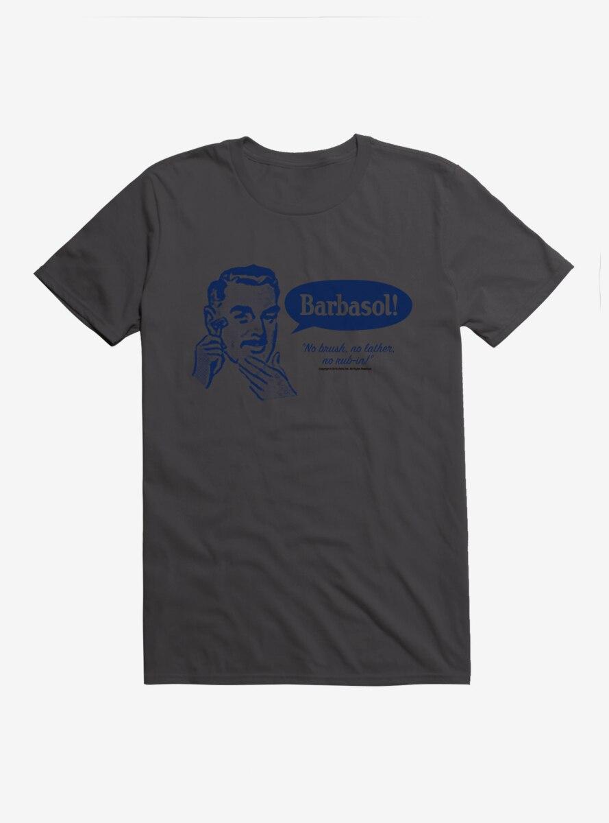 Barbasol Gentleman Shaving T-Shirt