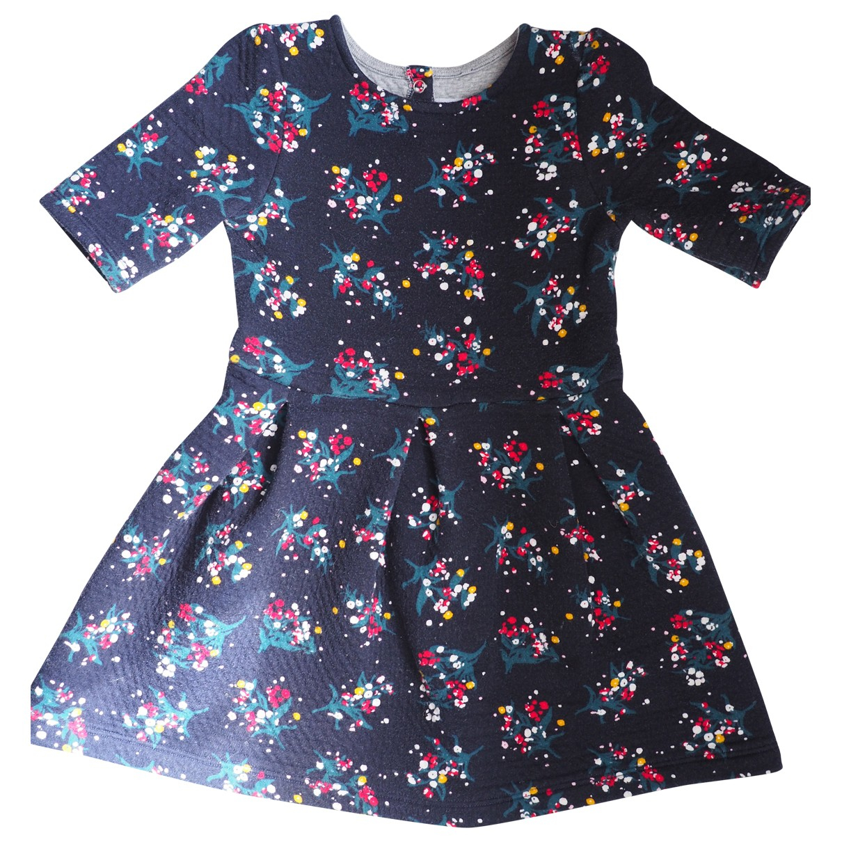 Petit Bateau \N Blue Cotton dress for Kids 6 years - up to 114cm FR