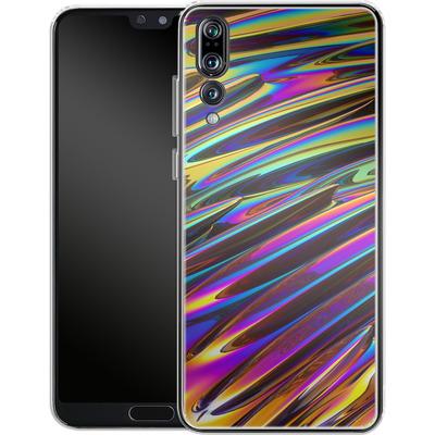 Huawei P20 Pro Silikon Handyhuelle - Twist von Danny Ivan