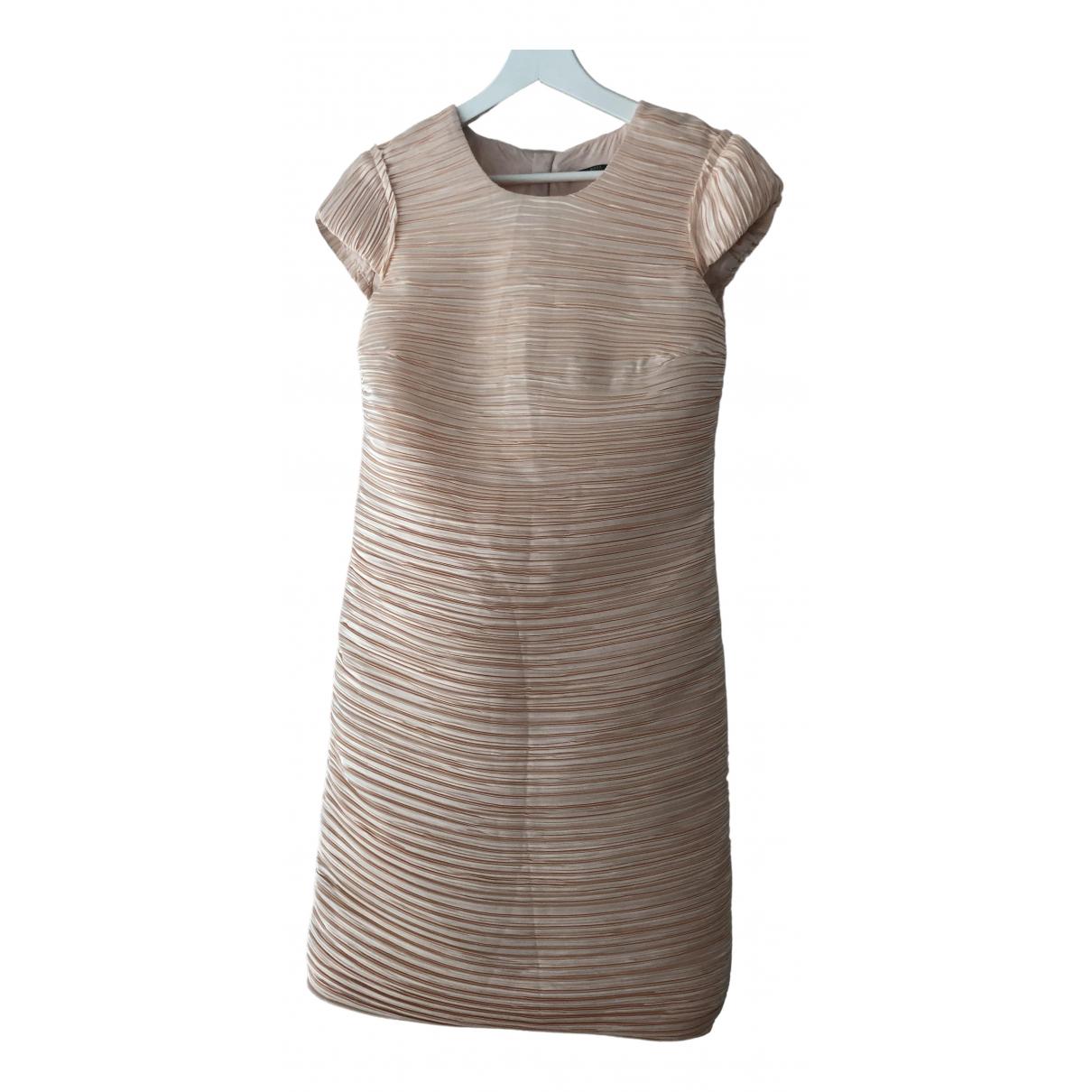 Boss \N Kleid in  Rosa Polyester