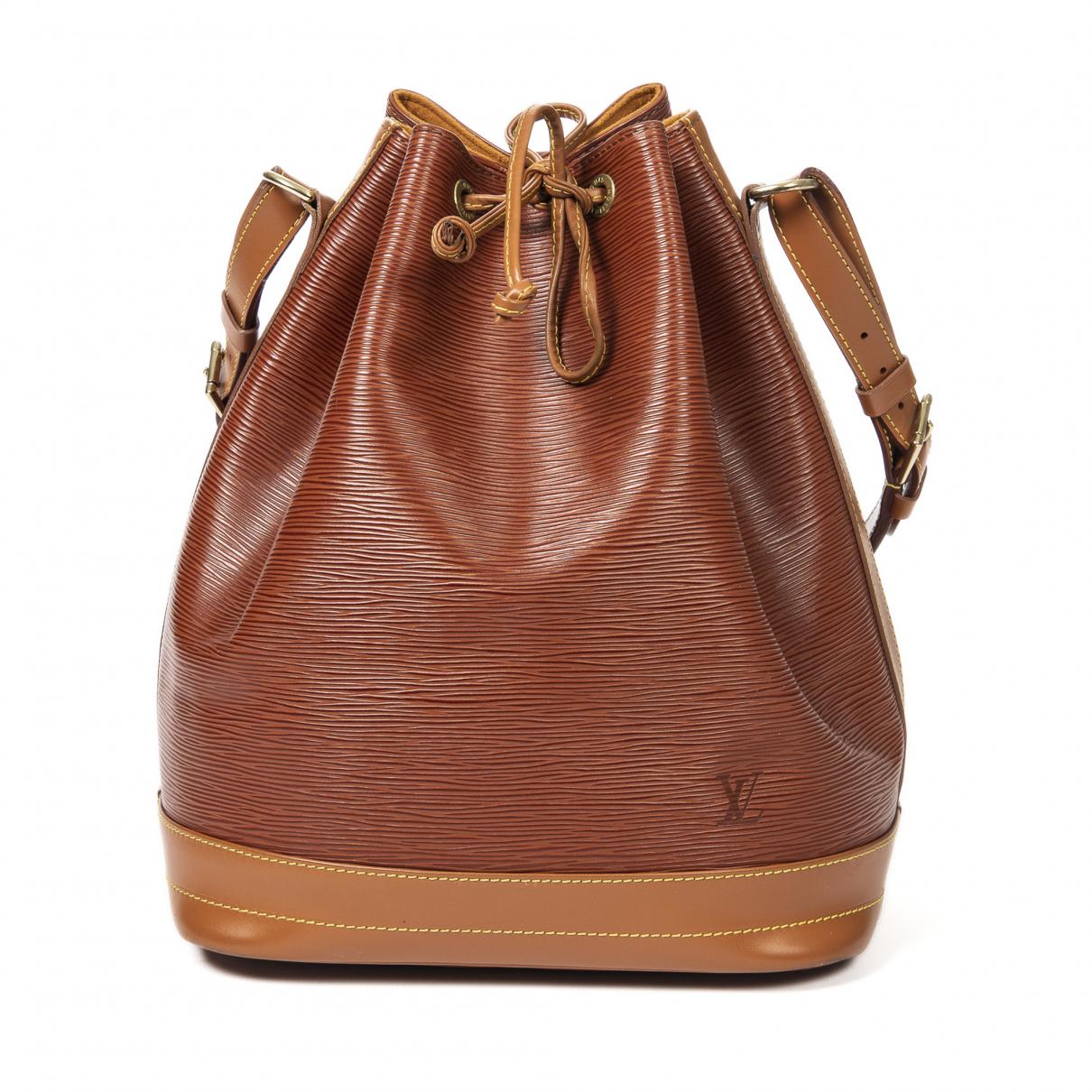 Louis Vuitton Noe Handtasche in Leder