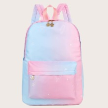 Ombre Large Capacity Backpack