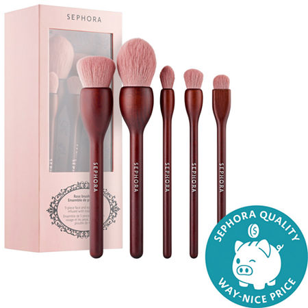 SEPHORA COLLECTION Rose Brush Set, One Size , No Color Family