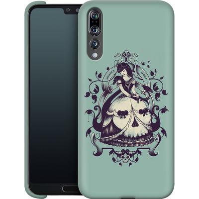 Huawei P20 Pro Smartphone Huelle - Mrs Death von Enkel Dika