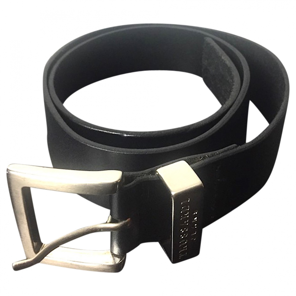 Cinturon de Cuero Trussardi Jeans