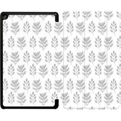 Amazon Fire HD 8 (2018) Tablet Smart Case - Botanic Studies 2 von Lucy Bohr