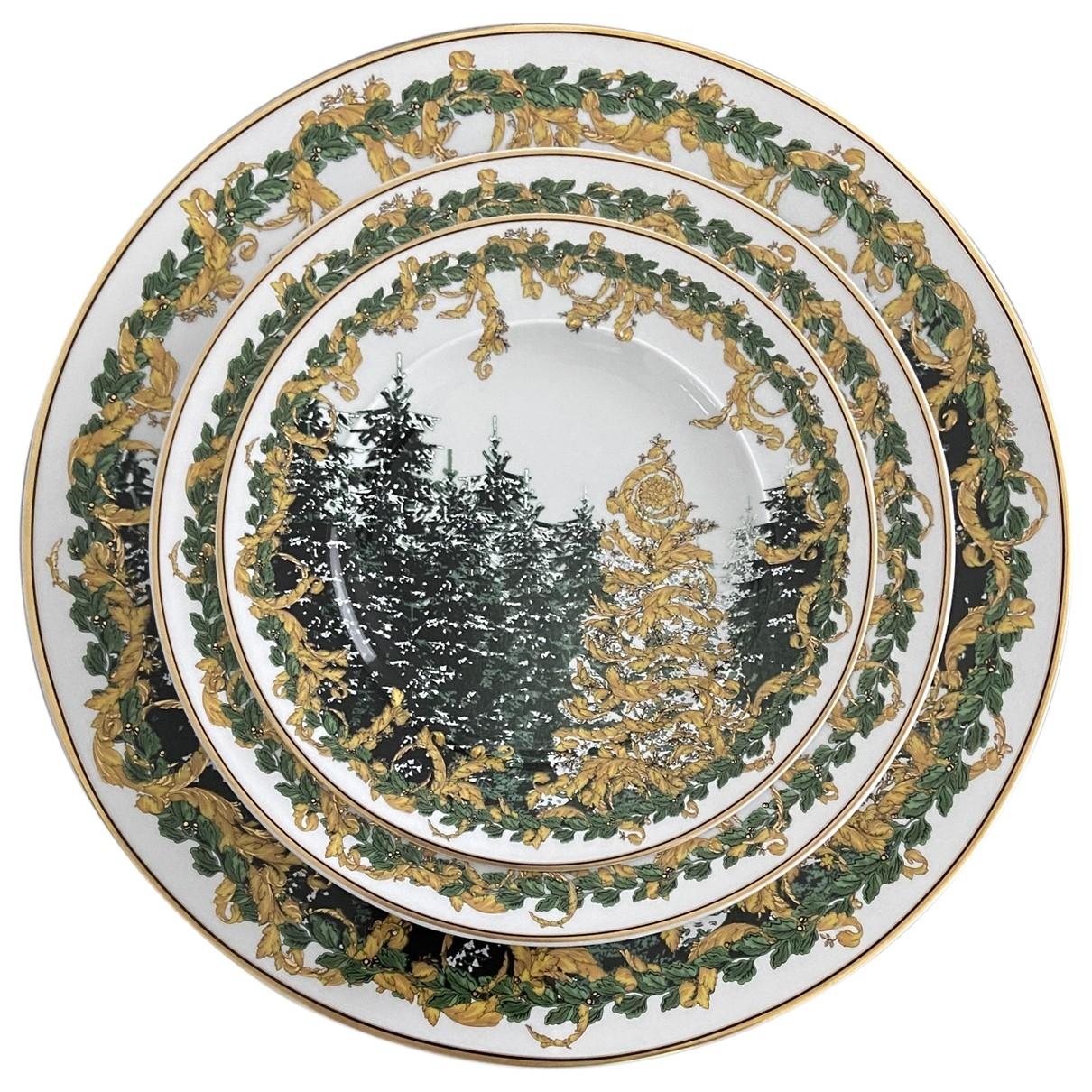 Versace \N Tischkultur in  Bunt Porzellan