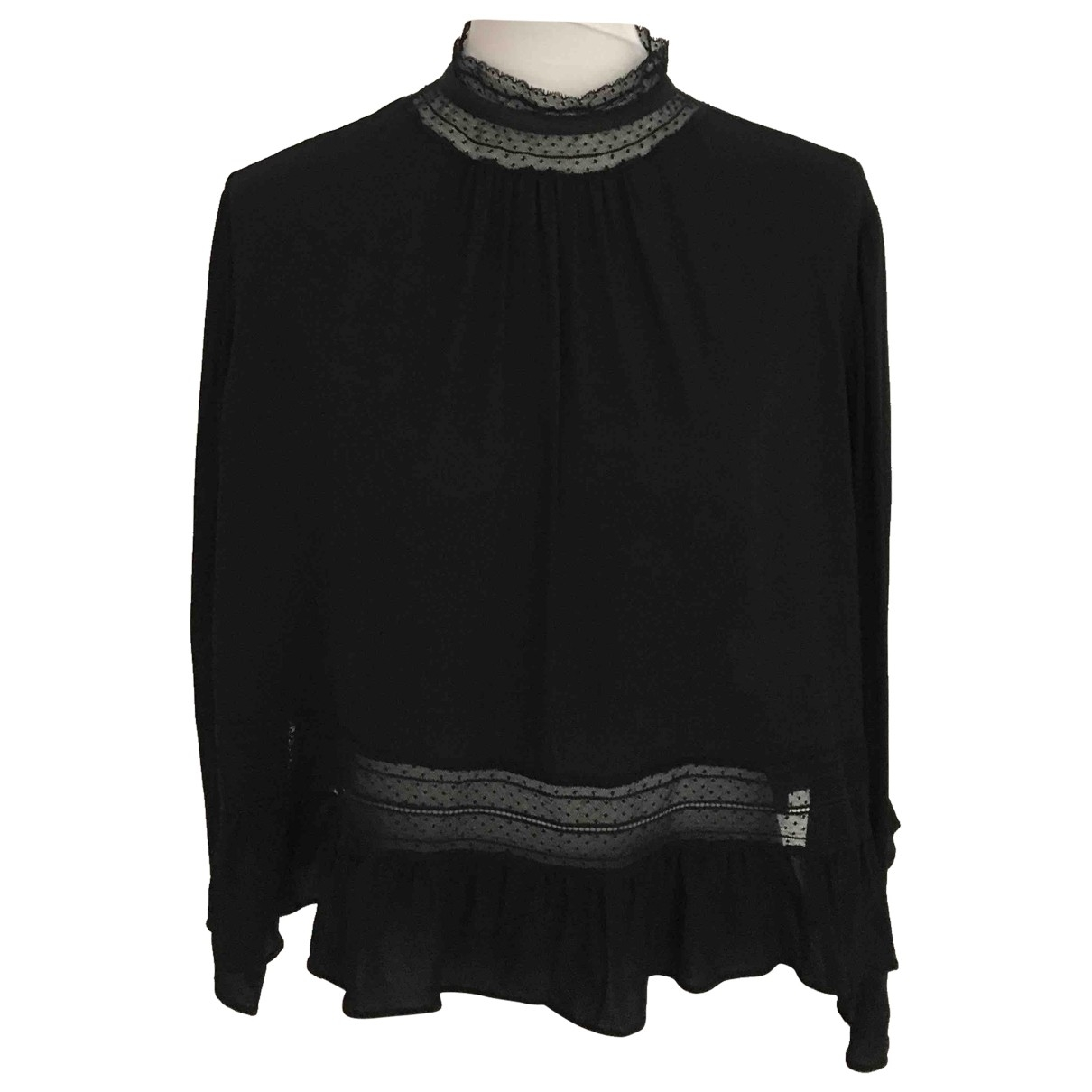 Miu Miu \N Black  top for Women 40 IT