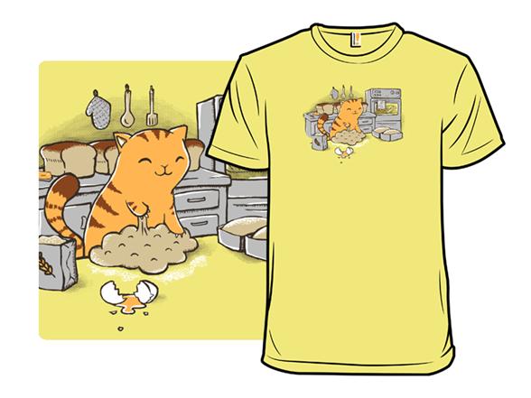 Makin Bread Remix - Lemon T Shirt
