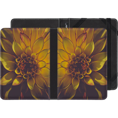 Amazon Kindle Paperwhite 3G eBook Reader Huelle - Yellow Dahlia von Joy StClaire