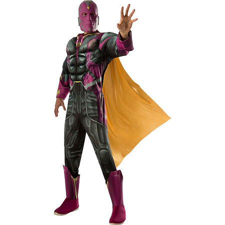 Buyseasons 4-pc. Marvel Dress Up Costume, One Size , Multiple Colors