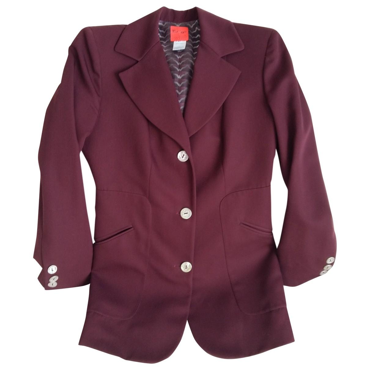 Christian Lacroix \N Wool jacket for Women 40 FR