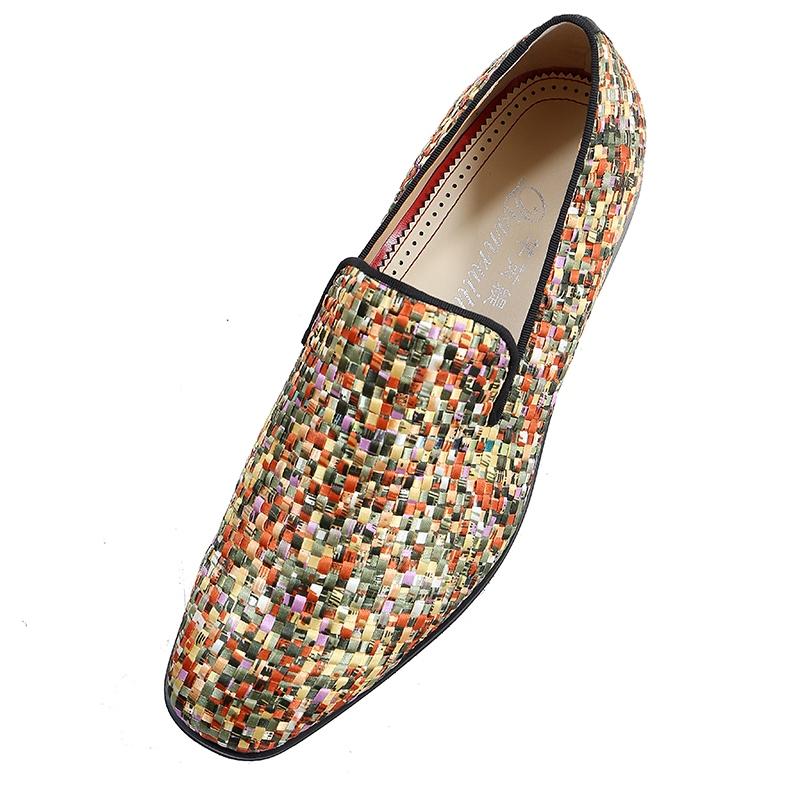 Ericdress Fashionable Color Block Men's Shoes