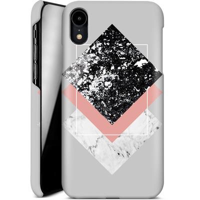Apple iPhone XR Smartphone Huelle - Geometric Textures 1 von Mareike Bohmer