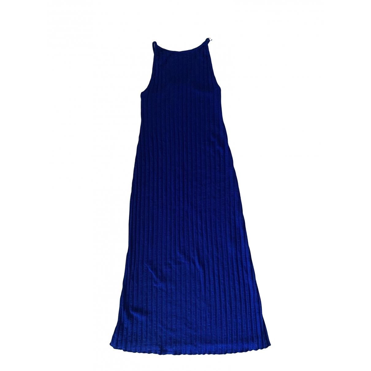 Simon Miller \N Kleid in  Blau Synthetik