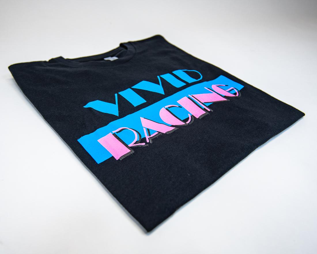 Vivid Racing VR-TSHIRT-MV-BKK-S T-Shirt Miami Vice Youth Black