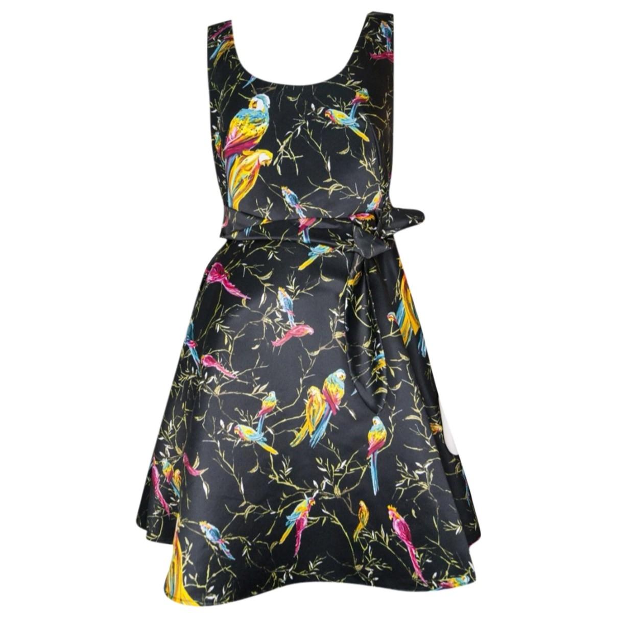 Pinko \N Black dress for Women 40 IT