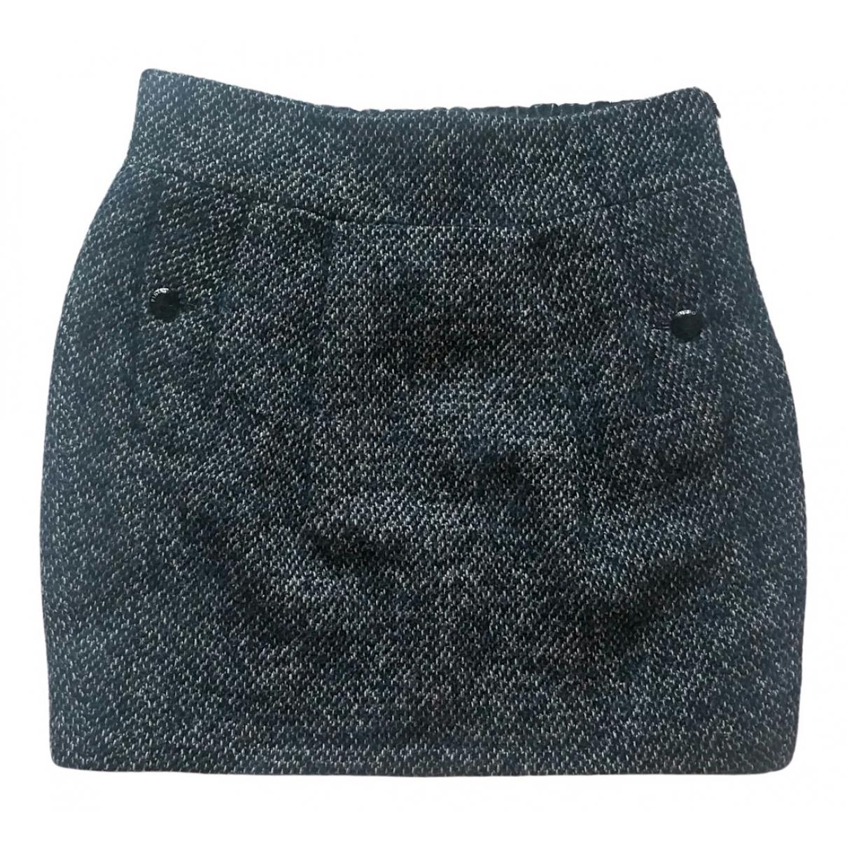 Pinko - Jupe   pour femme en laine - multicolore