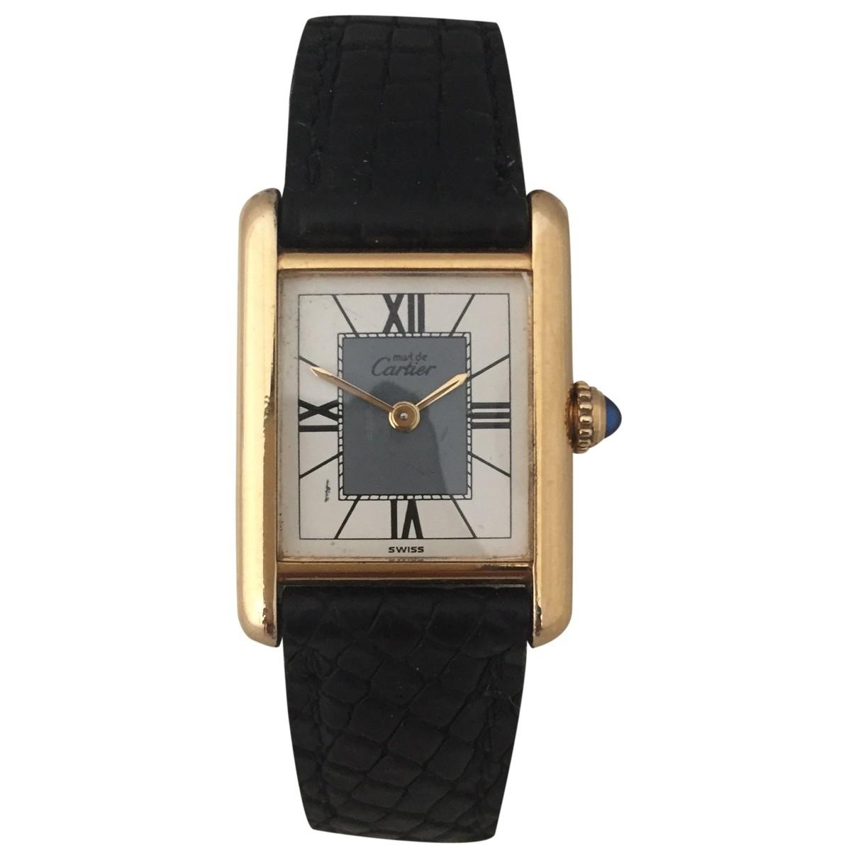Reloj Tank Must de Bermellon Cartier