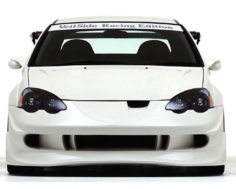 VeilSide 2002-2006 Acura RSX DC5 Racing Edition FRP Hood (FRP)