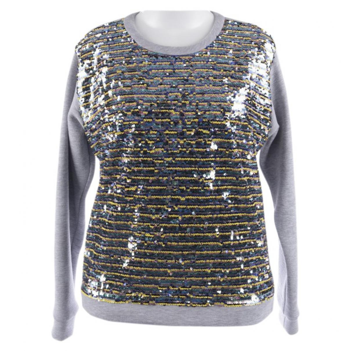Odeeh \N Grey Knitwear for Women 40 FR